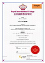 makeup course certificate 2